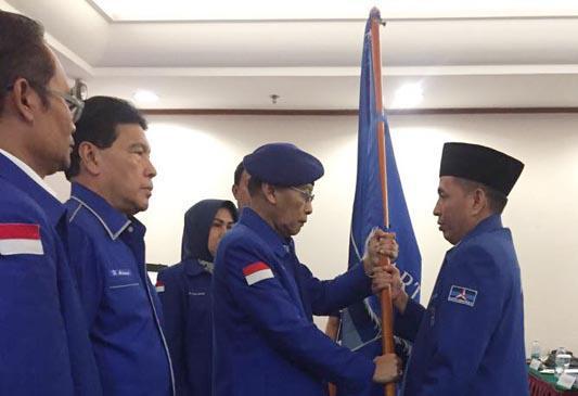 Musda Partai Demokrat Riau Menetapkan Asri Auzar Sebagai Ketua DPD