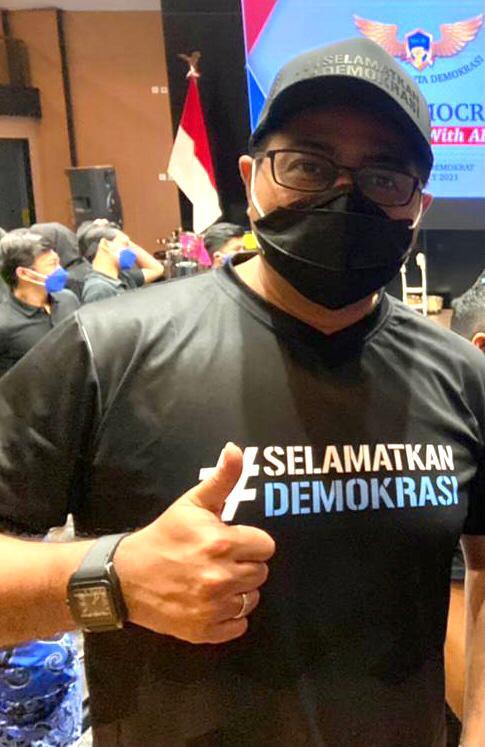 Partai Demokrat Ajak Awasi 'Begal Politik' di Daerah