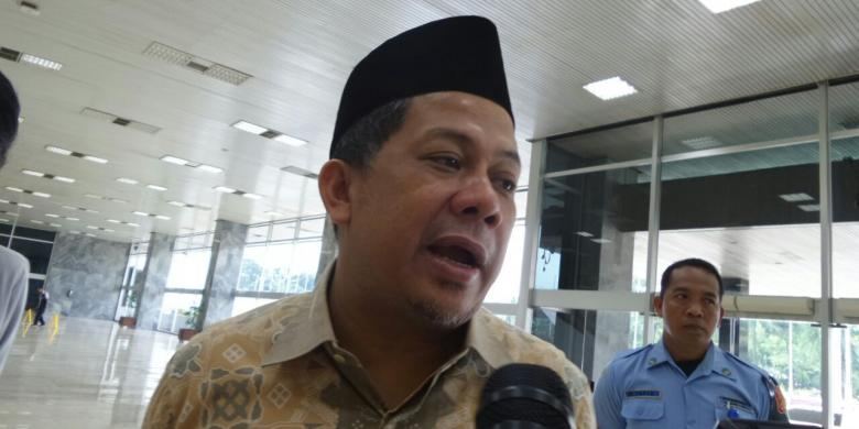 Fahri Hamzah Usul DPR Bikin Angket Kasus E-KTP