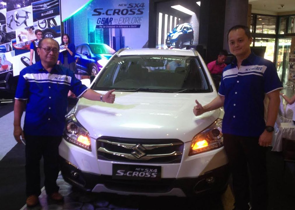Suzuki SBT Pekanbaru Bagi-bagi Emas Batangan