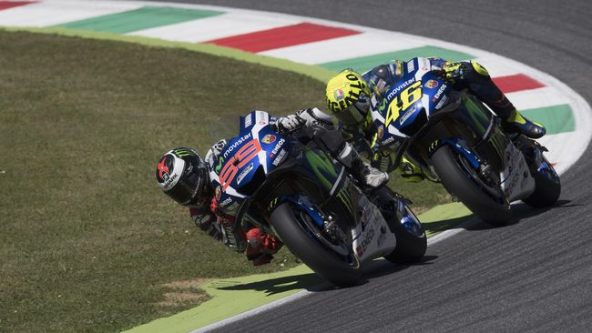 Rossi Akui Dapatkan Masalah di Dua Seri Balap