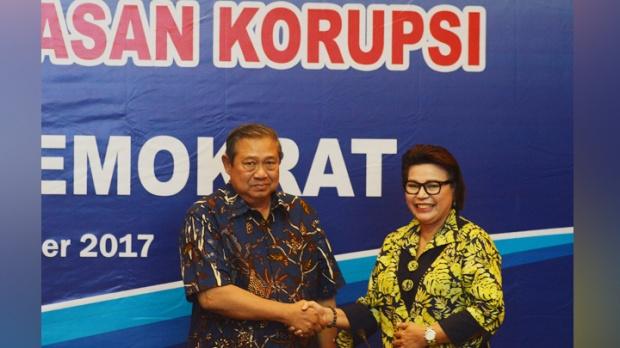 KPK Ingatkan Demokrat: 32 Pesakitan Itu Aktor Politik