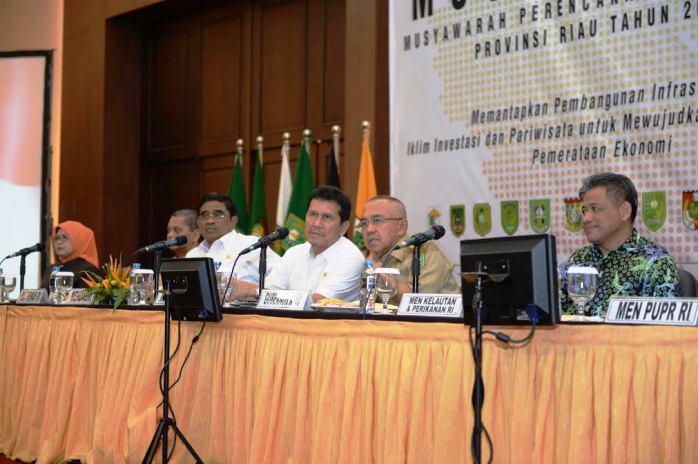 Menpan-RB Umumkan Hasil Kinerja Pemerintah Daerah di Riau