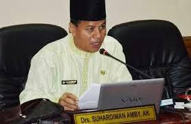 Dewan Sebut Resrorasi Gambut di Riau Hanya Membuang Anggaran