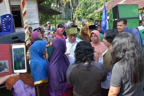 Firdaus-Rusli akan Wujudkan Masyarakat Madani yang Berkeadilan Lewat Masjid Paripurna