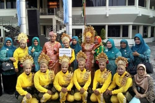 TP PKK Bengkalis Ikuti Jambore Tingkat Provinsi Riau