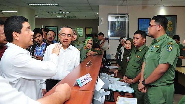 Riau Raih Penghargaan Terbaik se-Indonesia di Bidang Pelayanan Publik