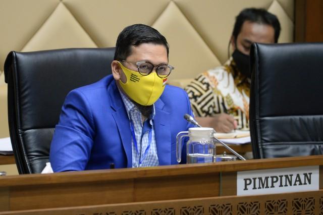 Pilkada di Masa Pandemi, Komisi II Sepakati Batas Jumlah Maksimal Pemilih di Setiap TPS