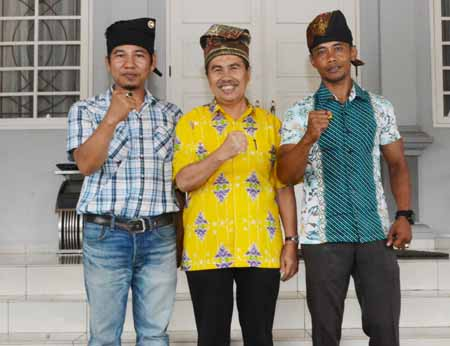 Bupati Siak : Pegawai Pakai Identitas Melayu Ini Kamis dan Jumat
