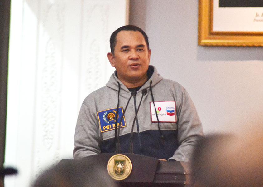 PWI Riau Akan Terima Calon Anggota Baru