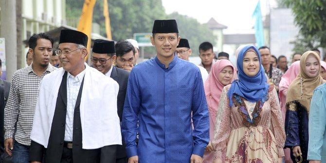Demokrat pilih AHY atau Chairul Tanjung di Pilpres 2019?