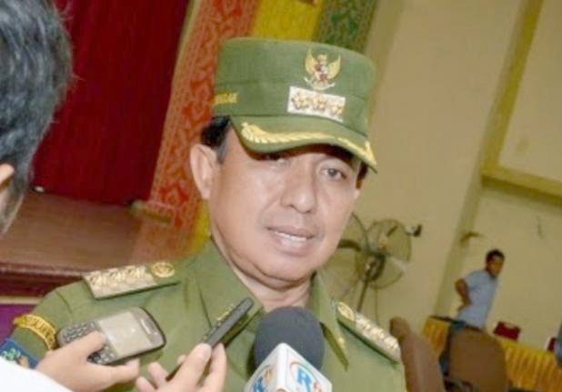 HM. Wardan Ingatkan Warga Bahaya Kebakaran