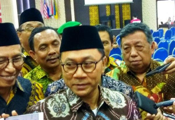 KPK Panggil Zulkifli Hasan Terkait Kasus Alih Fungsi Hutan