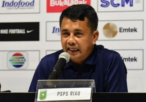 Pemain PSPS Riau Harus  Serius Hadapi Borneo FC