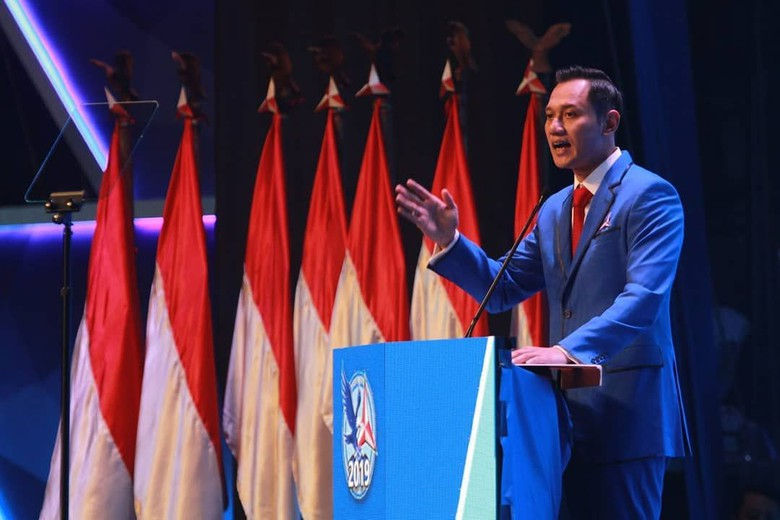 Survei Unggulkan Agus Harimurti Yudhoyono  Dampingi Jokowi, Ini Kata Demokrat