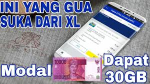 XL Luncurkan Paket Xtra Kuota 30 GB Hanya Rp10 Ribu