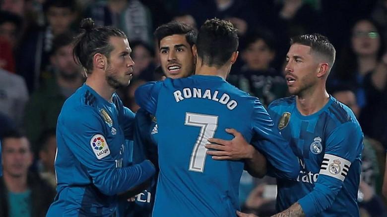 Real Madrid Hat-trick Liga Champions, Bisa?