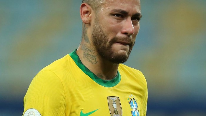 Jangan Pensiun Dulu dari Timnas, Neymar!
