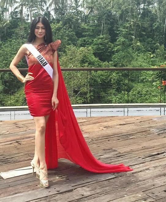 Astari Aslam Wakili Riau di Pemilihan Puteri Indonesia 2017