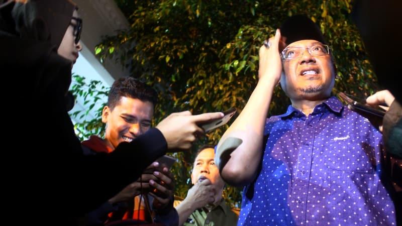 Bupati Malang Rendra Kresna Mundur dari NasDem