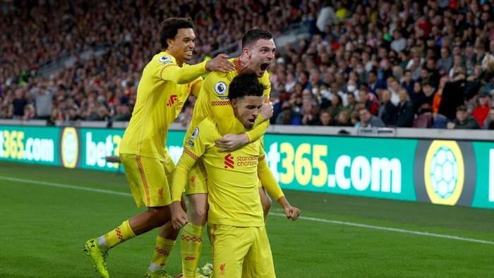 Klasemen Liga Inggris Ketat 5 Besar, Liverpool di Puncak
