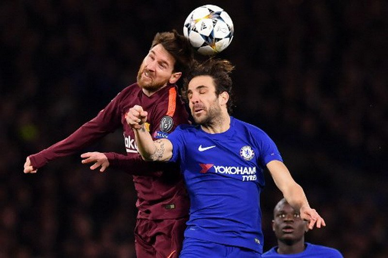 Fabregas Siap Bikin Messi Tidak Nyaman