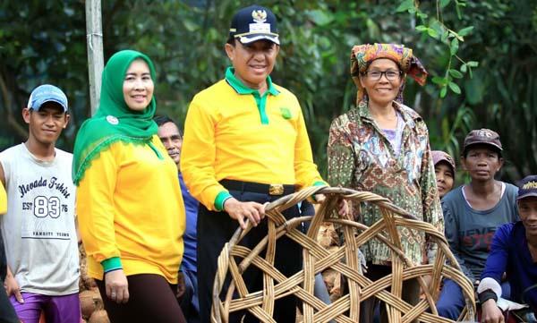 Kabupaten Inhil, Negeri Hamparan Kelapa Dan International Coconut Exhibition