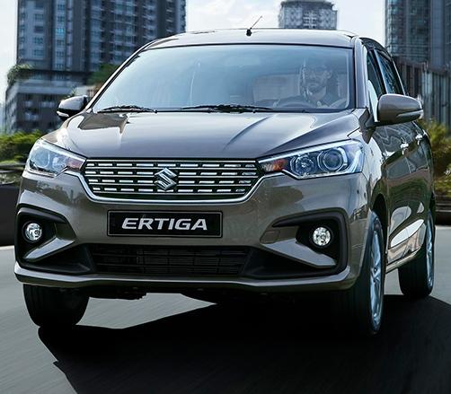 Suzuki Perkaya Pilihan Konsumen Amerika Latin  dengan All New Ertiga