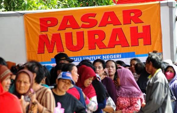 Ayo Kunjungi, Ini Lho Pasar Murah di Pekanbaru