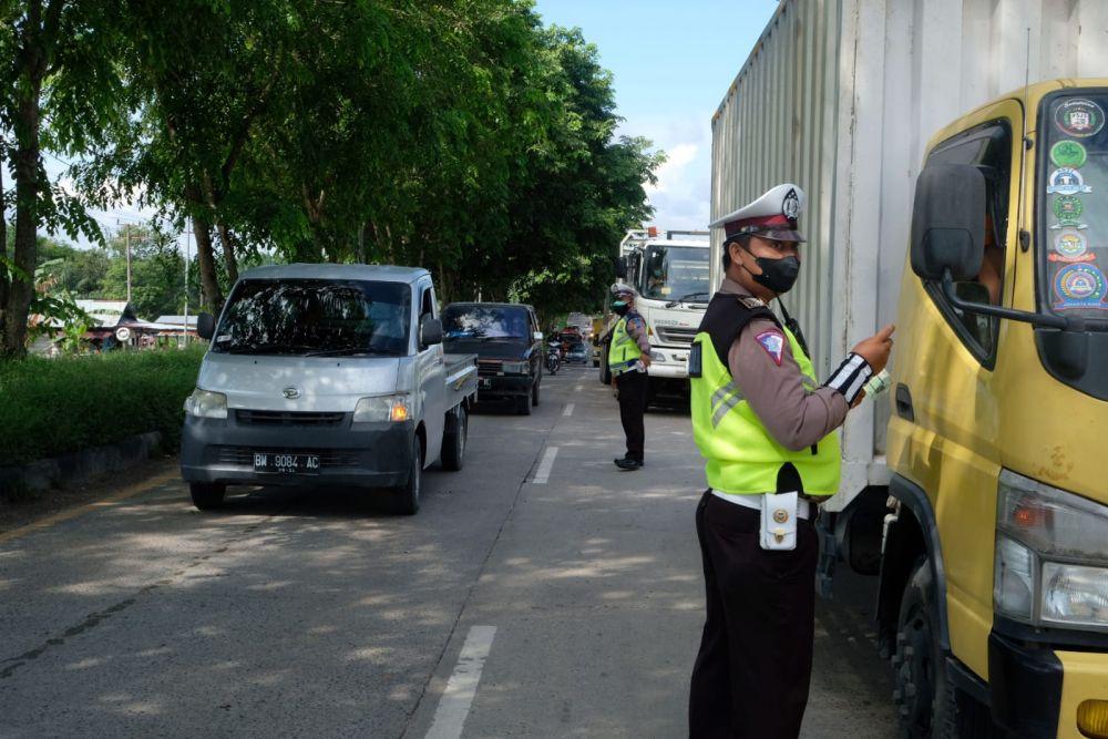 Razia Pajak Kendaraan, Bapenda Riau Periksa 78 Kendaraan