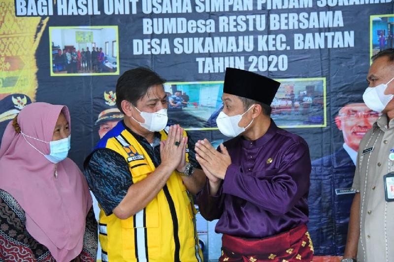 BWS Sumatera III, Mulai Bangun Pengaman Abrasi Pulau Bengkalis