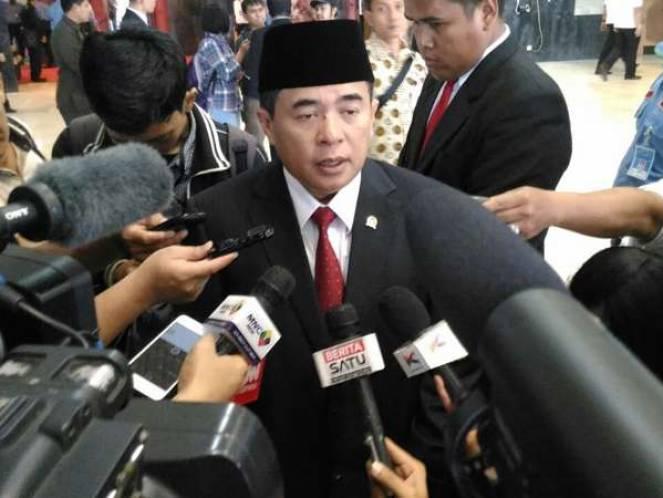 Ketua DPR: Belum Interpelasi Sudah Diberhentikan