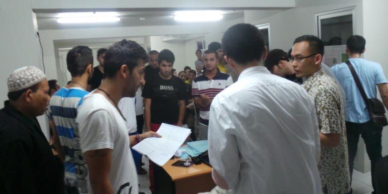 Sebelas Imigran Asal Banglades Dipulangkan Imigrasi Bengkalis