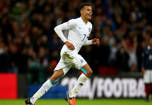 Diincar Real Madrid, Dele Alli Populer di Medsos