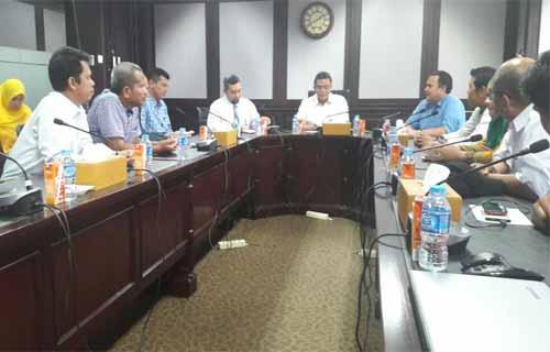 PWI-BRK Jalin Kerja Sama Tingkatkan Kompetensi Wartawan