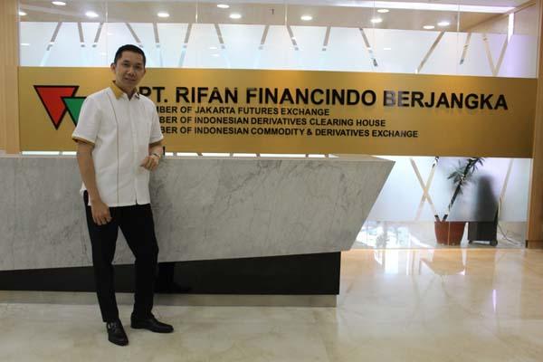 Volume Transaksi Rifan Financindo Berjangka Tembus Rekor 1,5 Juta Lot
