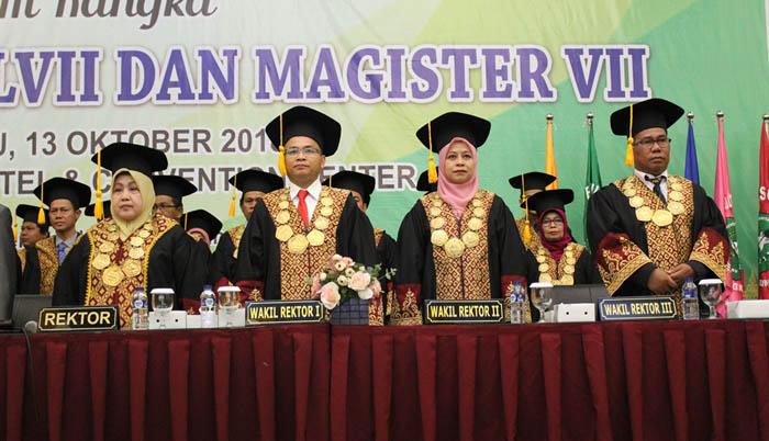 Sabtu, Rektor Unilak akan Beri Penghargaan Pemuncak Wisuda