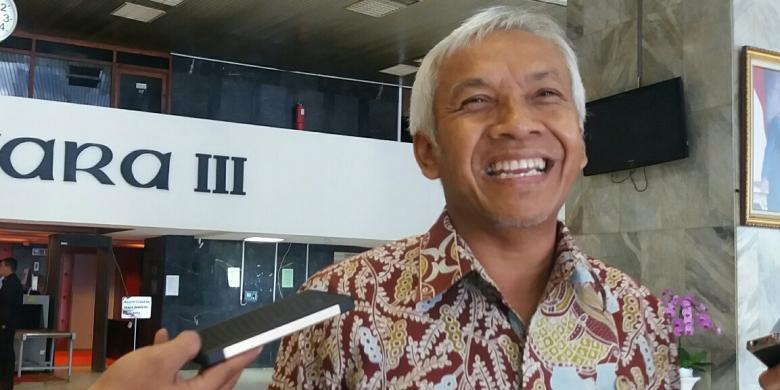 Agus Hermanto Tidak Tahu KPK Disurati Pimpinan DPR