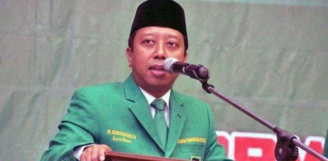 Ketum PPP: Besok Cawapres Jokowi Diumumkan