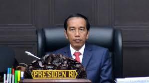 Rupiah Anjlok, Jokowi: Ini Faktor Eksternal