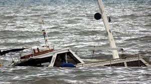 Kapal Tenggelam di Perairan Pulau Do'o NTT, 3 Orang Masih Dicari