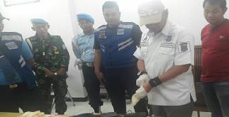 Dua Penumpang Batik Air Ditangkap Petugas Bandara