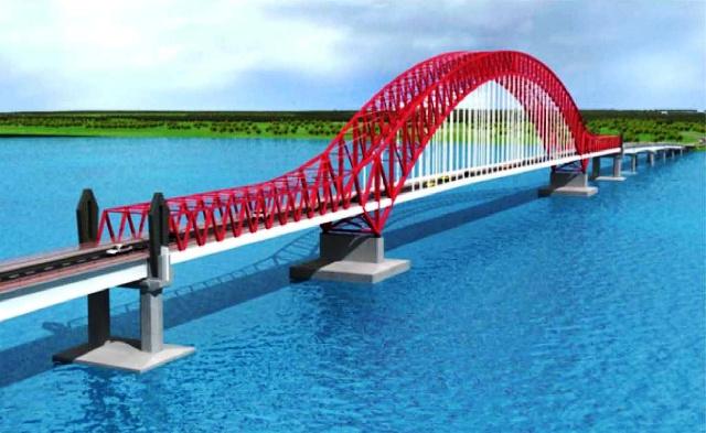 Bupati Kampar terpilih Aziz Zaenal Mau Bangun Jembatan Termegah di Riau