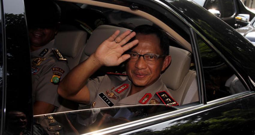 Komjen Tito Karnavian, Kapolri Pilihan Presiden Jokowi