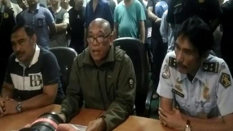 Penjelasan PLN Riau-Kepri Soal 35 TKA China yang Diamankan