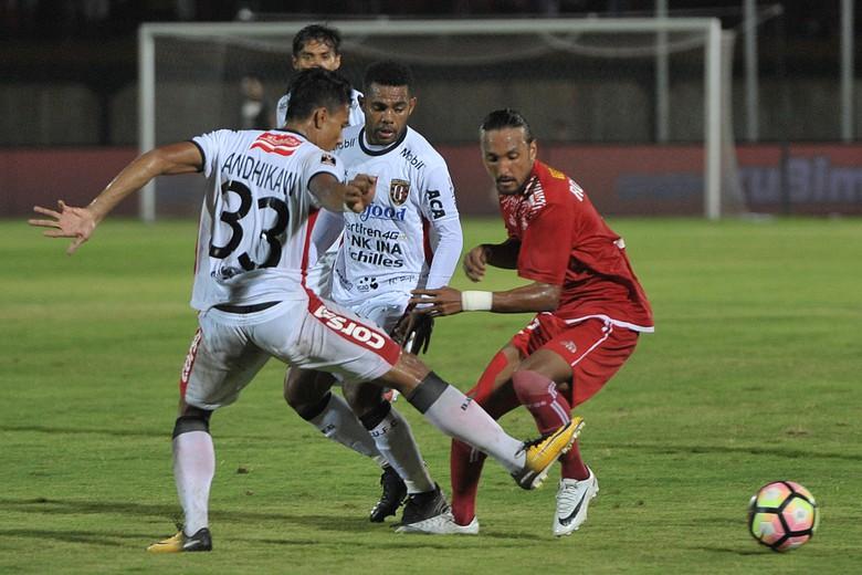 Bali United Kalahkan Persija 3-2