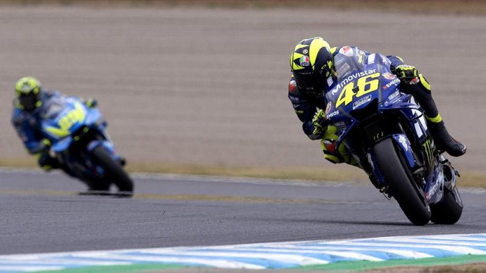 Rossi: Rasanya Seperti Sudah 10 Tahun Sejak Kemenangan Terakhirku