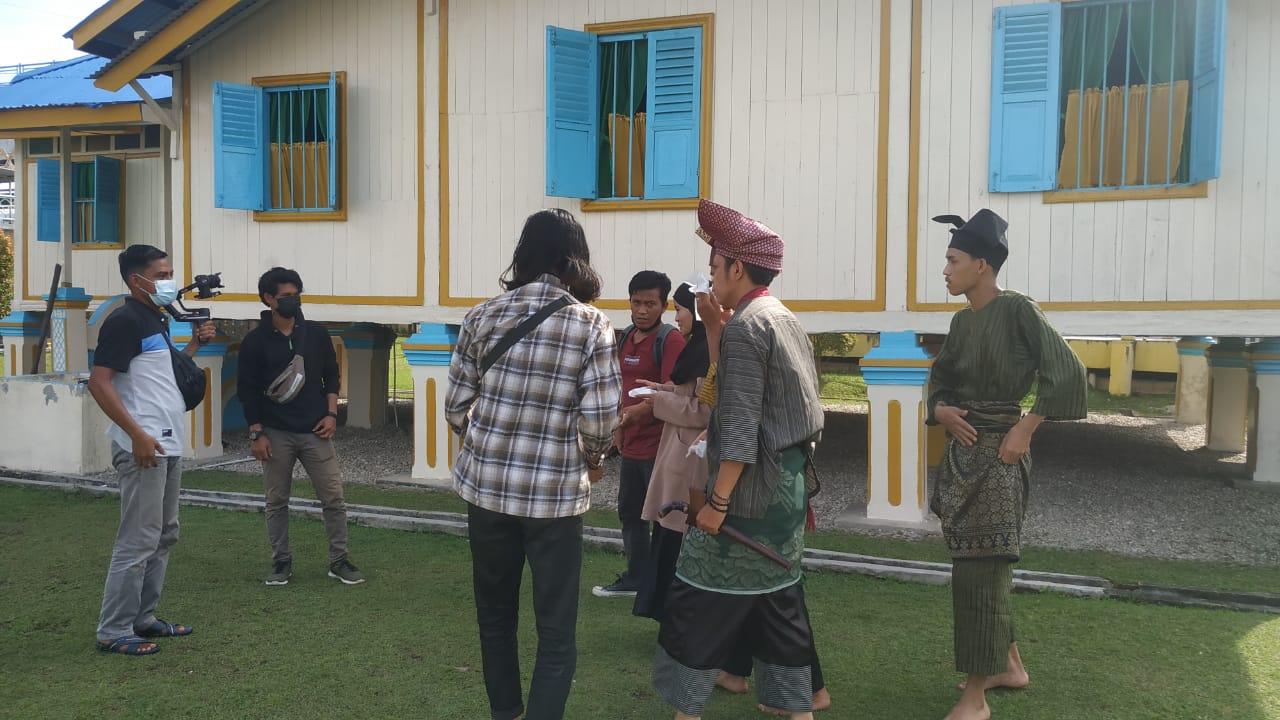 Wow, Sanggar Syrih Rilis Video Klip Unilak Jaya Versi Hip-Hop