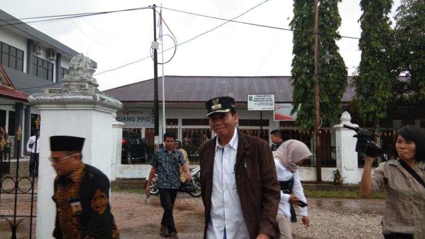 Sempat Molor, Walikota Pekanbaru Penuhi Panggilan Bawaslu
