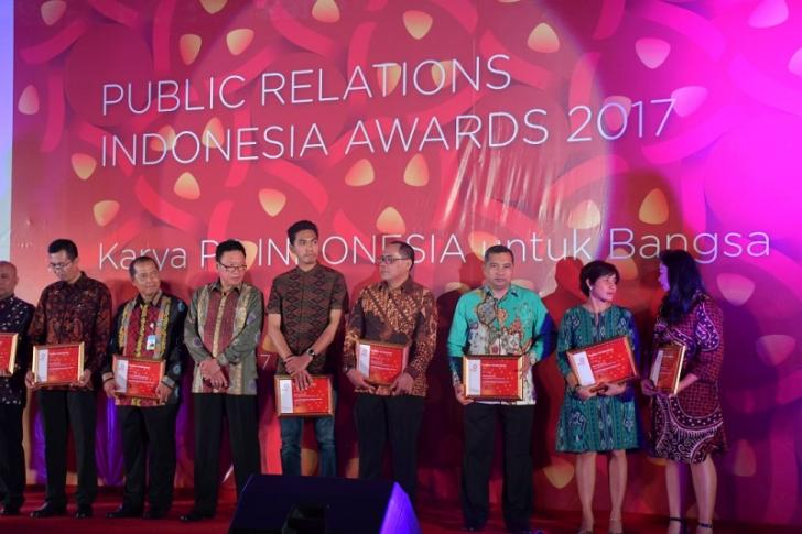 Bank Riau Kepri Raih Award Media Relations 2017